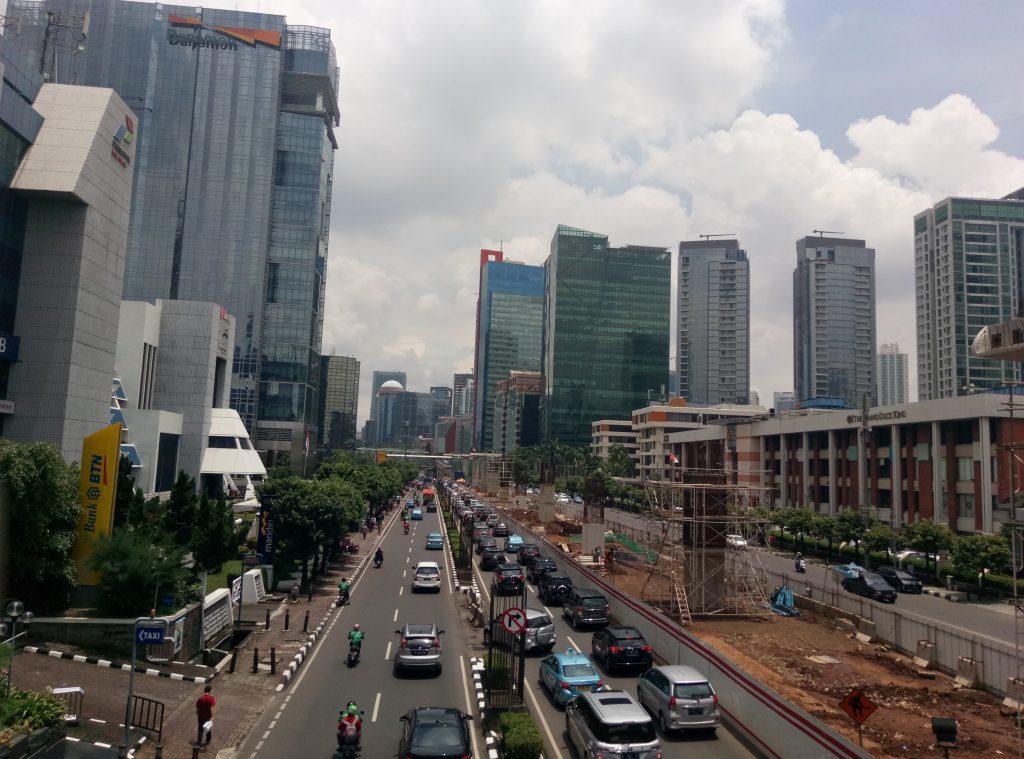 Индонезия  технология блокчейн.