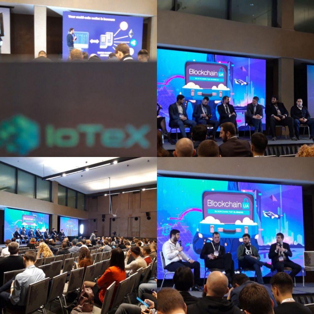конференция Рупор блокчейн проектов - Cryptocoinexpert.info