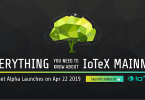IoTeX Mainnet Alpha