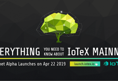 IoTeX Mainnet Alpha