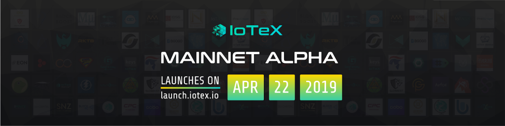 делегат IoTeX IcU IoTeX Mainnet Alpha