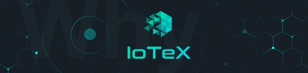 iotex Интернет вещей