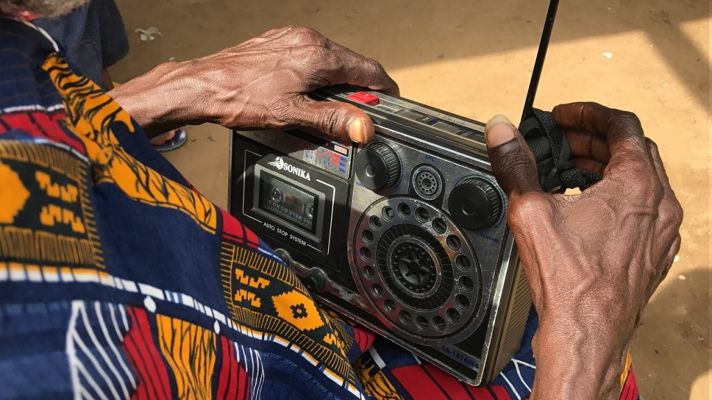 Путешествие не выходя из дома радио