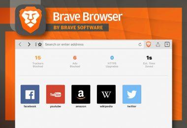 brave блокчейн браузер