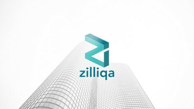проект zilliqa