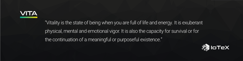 Vitality (VITA)