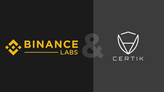 CertiK binance смарт контракты