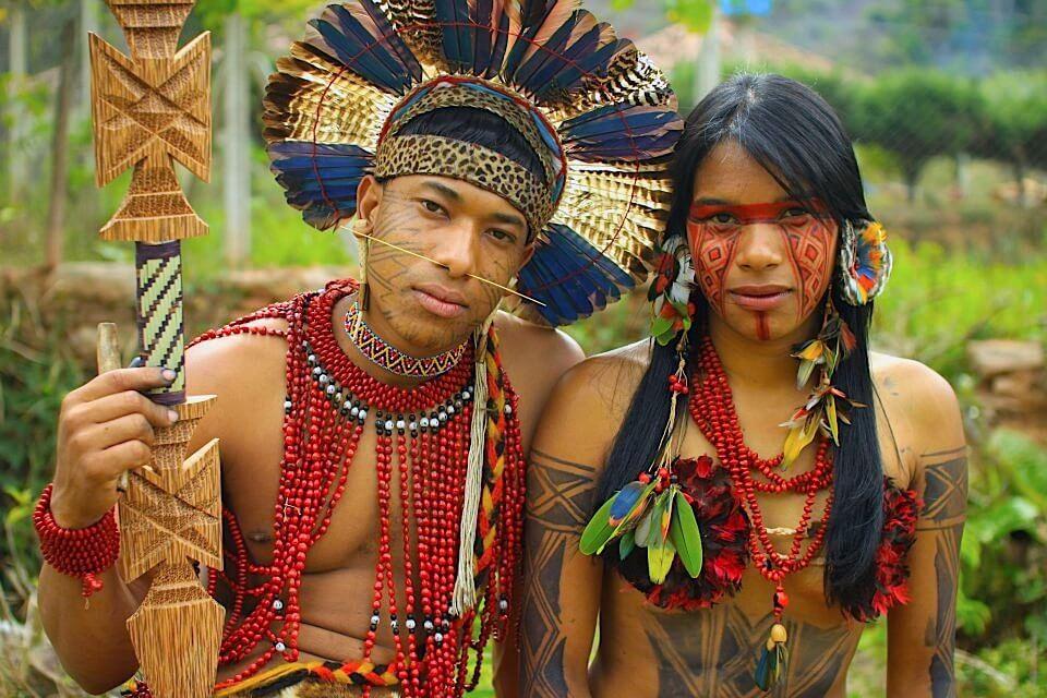караибы Венесуэла и Гвиана. История коренного населения