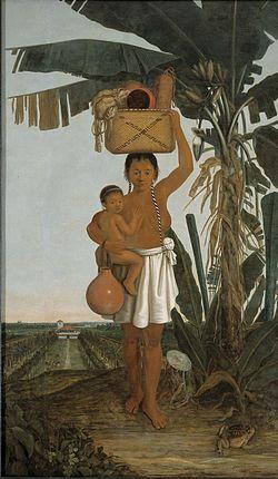 тупи  Венесуэла и Гвиана. История коренного населения