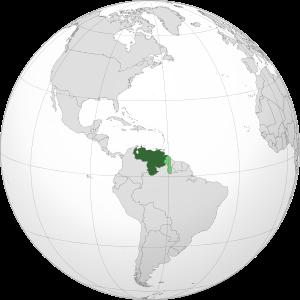 Венесуэла и Гвиана. История коренного населения