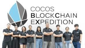 Cocos Blockchain Expedition