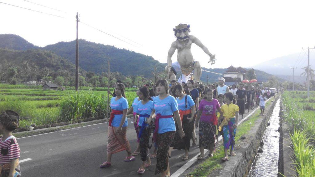 Парад ОгО-ого, Бали
