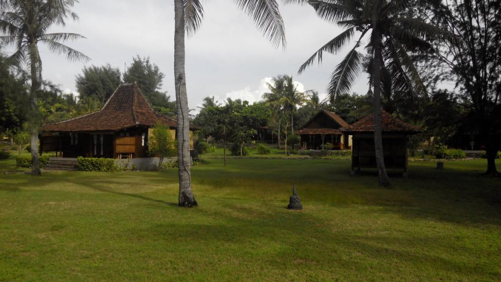 Виллы на острове Гили Траванган