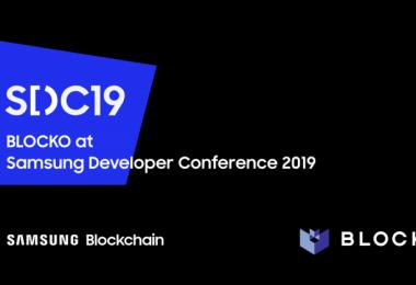 Blocko aergo на конференции разработчиков Samsung