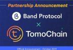 Партнерство Band Protocol и TomoChain.