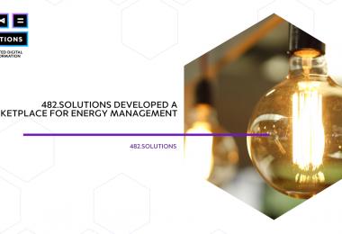 482.solutions создает маркетплейс энергии