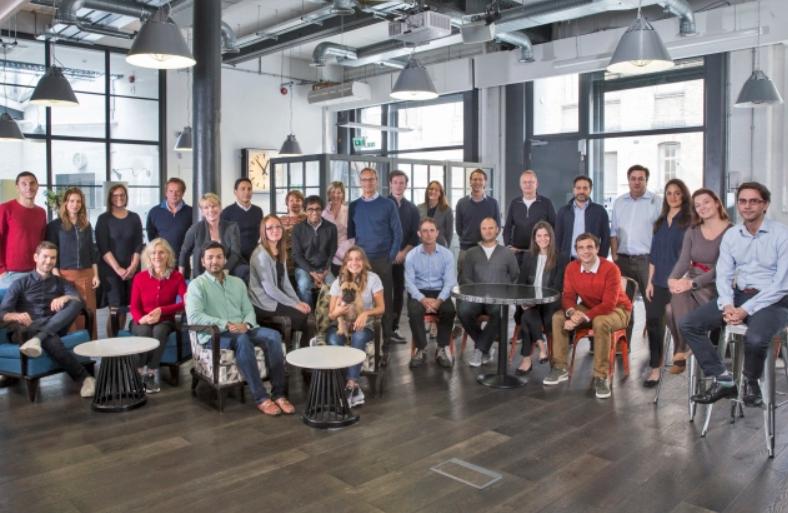 Balderton Capital финансирует стартапы по всей Европе