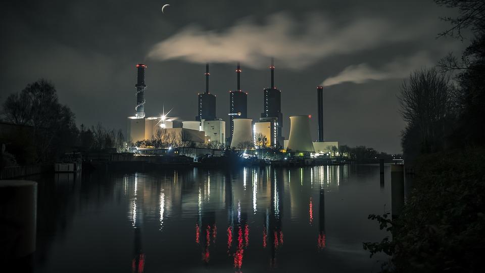 промышленность блокчейн энергетика iot
