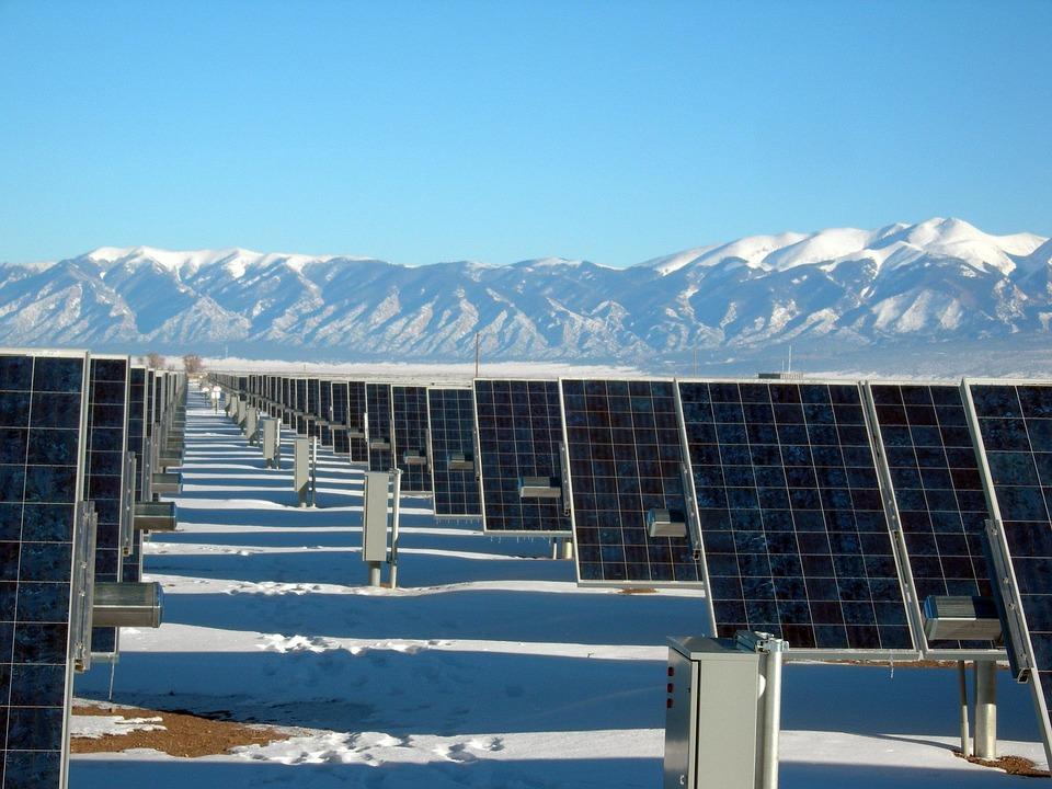 солнечные панели iot электроэнергия токенизация