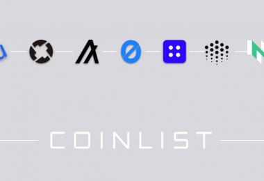 CoinList. Краткий релиз проекта