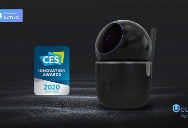 Ucam приватная видео камера с блокчейном IoTeX