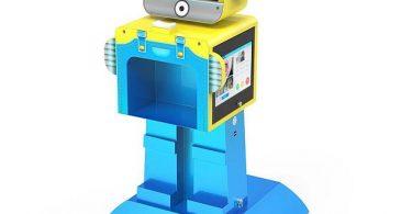Робот-медработник walklake iotex