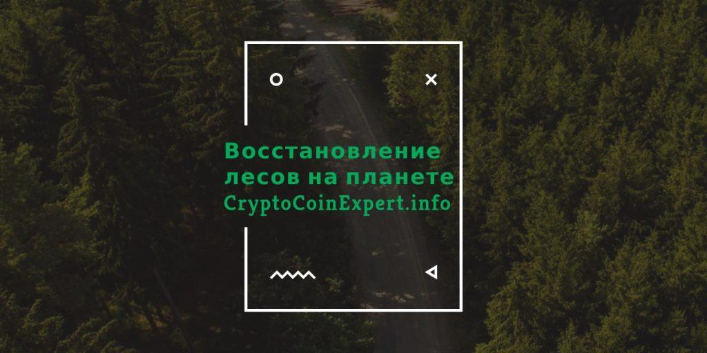 CryptoCoinExpert.info токенизация экология робототехника блокчейн