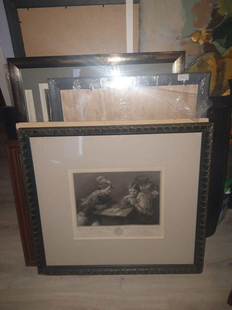 гравюры и картины кобзарь