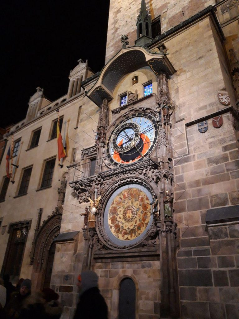Прага. Чехия. Старина и новые технологии