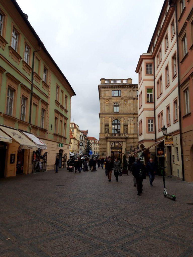 Прага старе місто