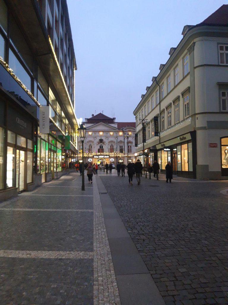 Прага центр