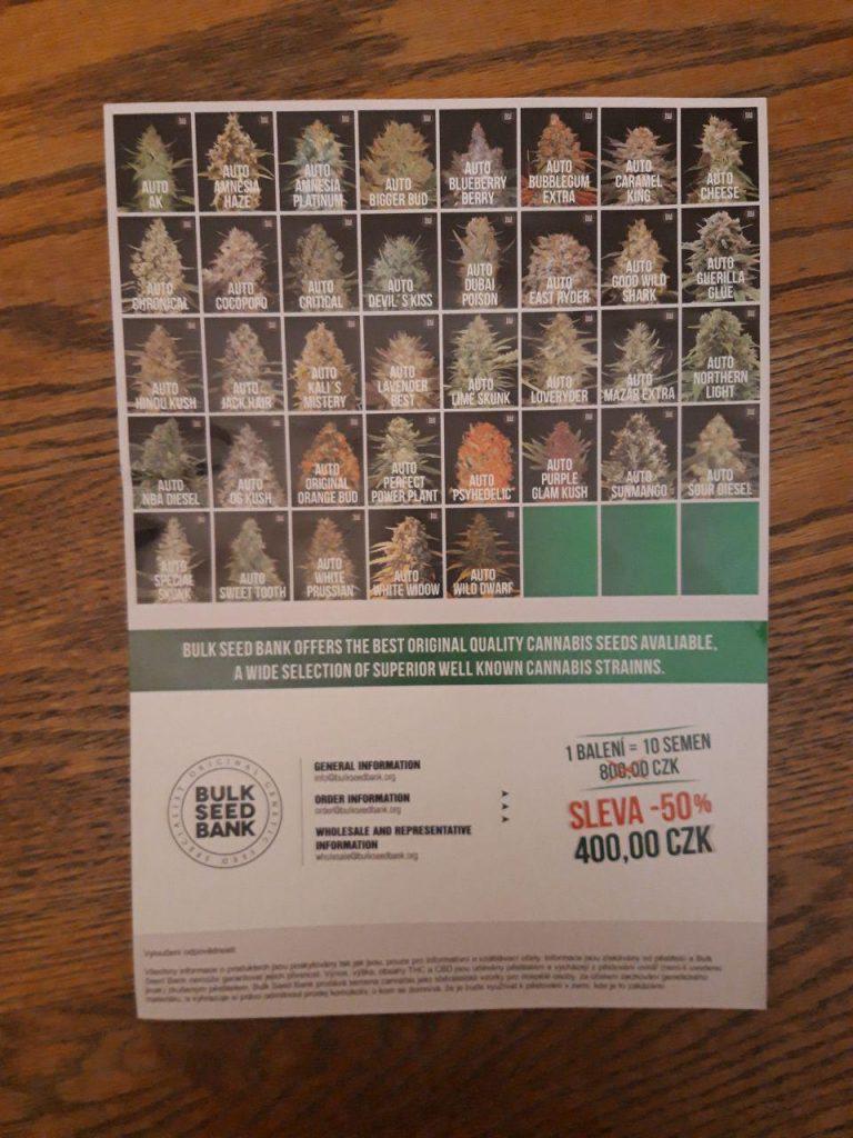 марихуана конопля в Праге