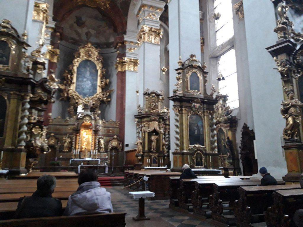 органный зал в Праге