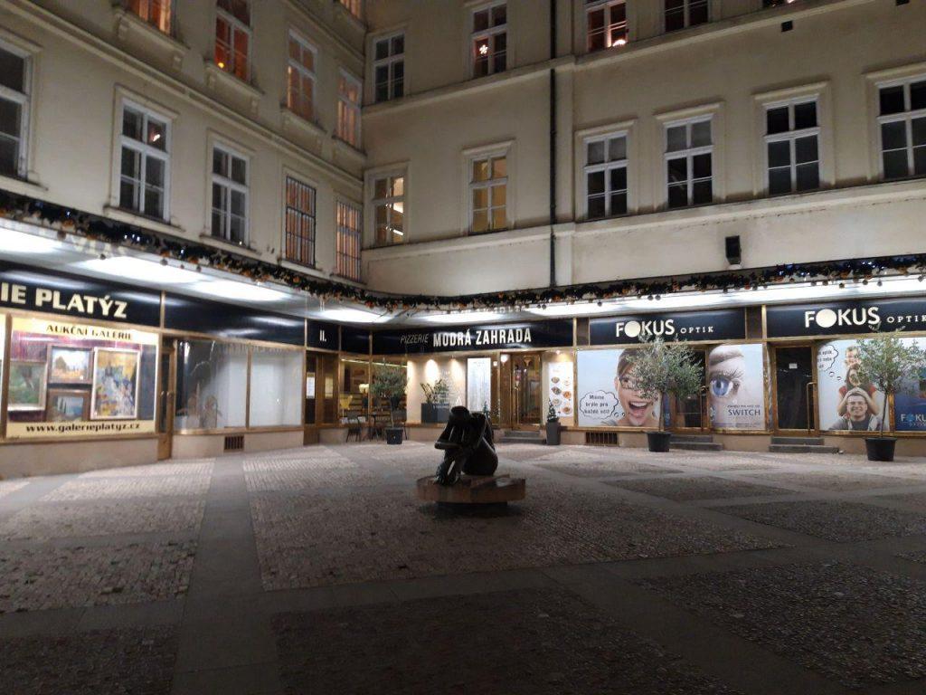покупки в Праге