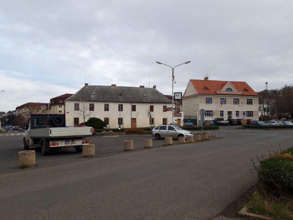 Чехия пригород Праги