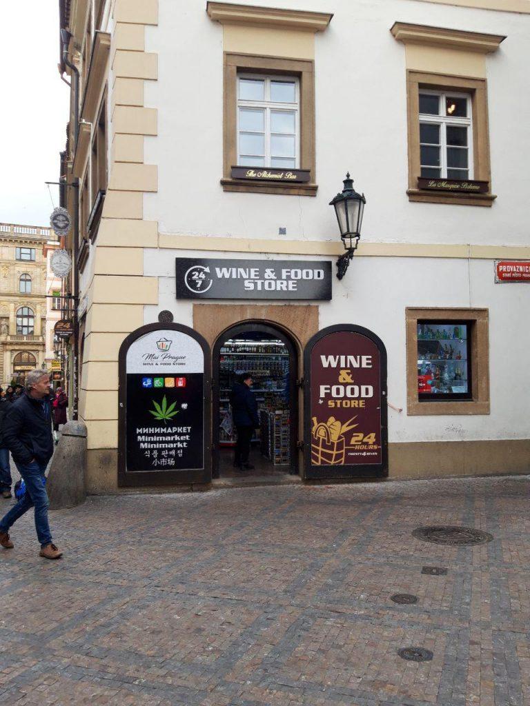 марихуана Чехия Прага