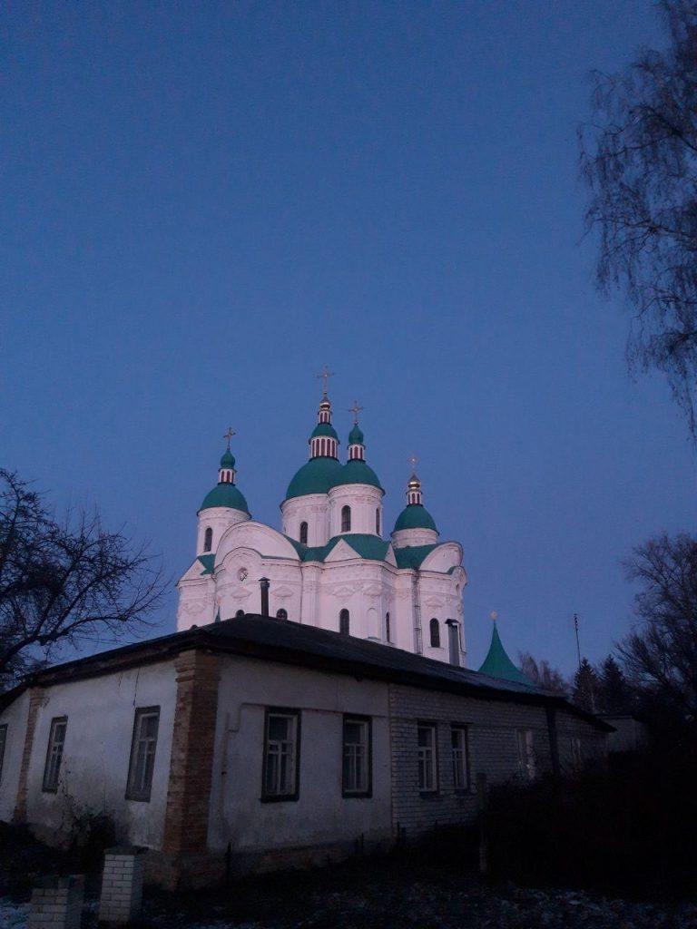 Собор Різдва Богородиці м. Козелець