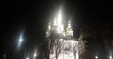 Древний город Чернигов. Рождество