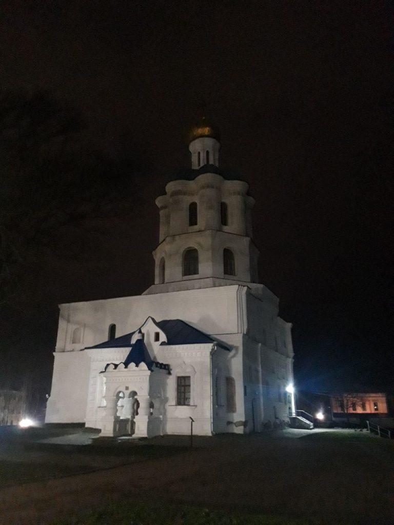 Древний город Чернигов Рождество 2020