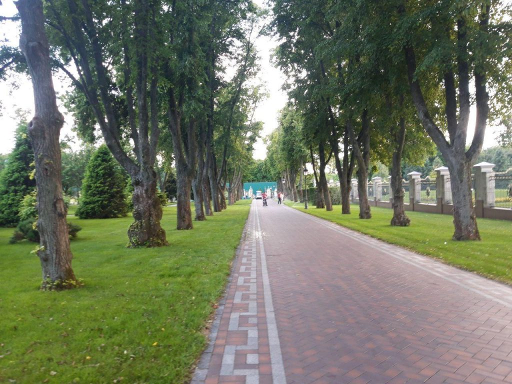 парк межигорье украина киевская область