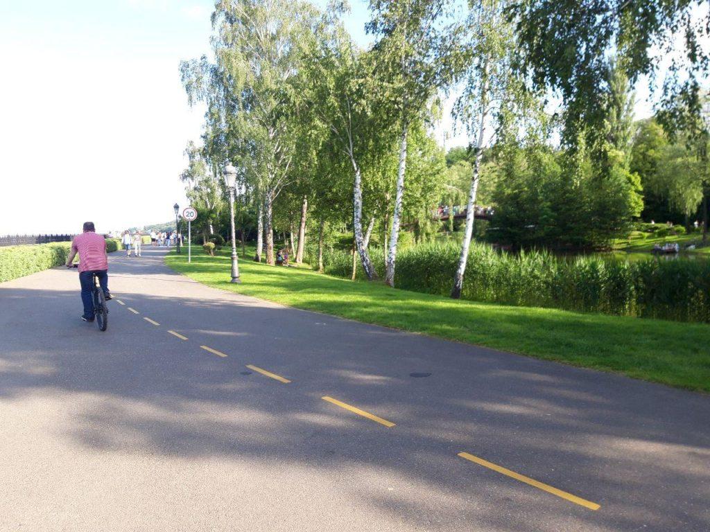 велопрогулки киевская область