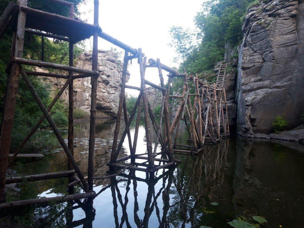 букский каньон украина туризм